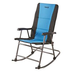 Guide Gear Oversized Rocking Camp Chair, 500 lb. Capacity, B