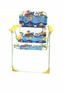 Yummy Cookie Camping, Lawn, Beach Chair for Toddler and Kids