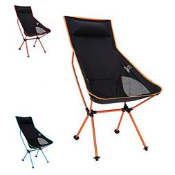 Portable Camping Backpack Chair Outdoor Beach Fishing Chair