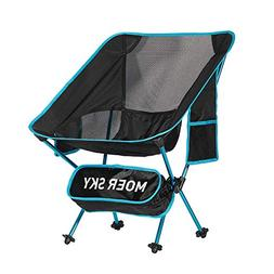 Portable Camping Chair, Lightweight Compact Folding Backpack