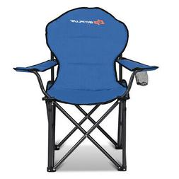 Portable Collapsible Chair Heavy-duty Beach Chair Camping Pi