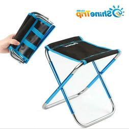 Portable Folding Table Chair Outdoor Camp Beach Picnic Stool