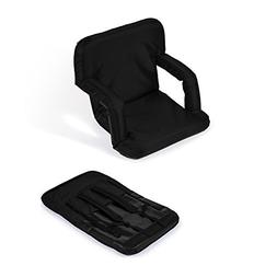Portable Multiuse Adjustable Recliner Stadium Seat by Tradem