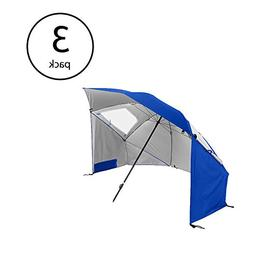 Sport-Brella 8-Foot Portable Sun Shelter Weather Umbrella, B