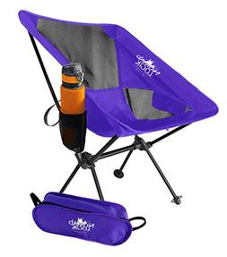 Nomad Logik Purple Lightweight Camping Chairs Lightweight, H