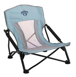 Crazy Creek Quad Beach and Festival Chair – Sea Foam