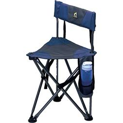 GCI Outdoor Quick-E-Seat Folding Tripod Field Chair with Bac