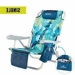 Lightspeed Outdoors Reclining Beach Chair | Lightweight Fold