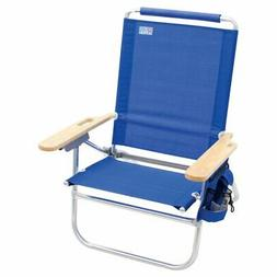Rio SC680C Blue Beach Bum Beach Chair