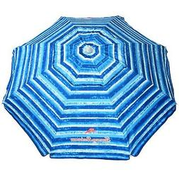 Tommy Bahama Sand Anchor 7 feet Beach Umbrella with Tilt and