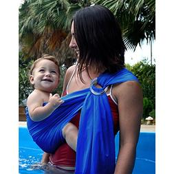 Biubee Water Sling Baby Wrap Carrier - Adjustable Shoulder R