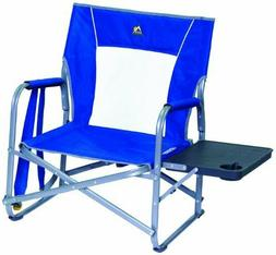 GCI Outdoor Slim-Fold Low-Height Backpack Event Chair and Ta