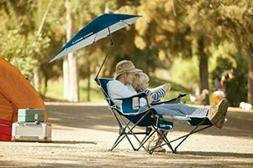 sport brella 3 position chair with removable