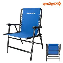 KingCamp Steel Folding Outdoor Portable Chair Seat Camping F