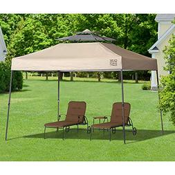 Quik Shade Summit 10 X 10 ft. Straight Leg Canopy, Taupe