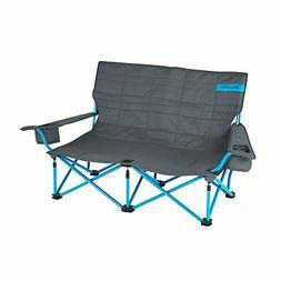 Kelty Tables Low Loveseat Camp Chair Smoke Paradise Blue