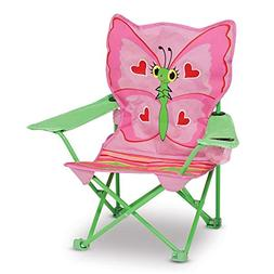 Melissa and Doug Kids Toy, Bella Butterfly Chair