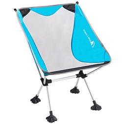 MOON LENCE Outdoor Ultralight Portable Folding Chairs with C