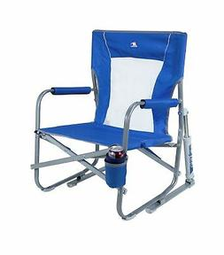 GCI Outdoor Waterside Beach Rocker Portable Folding Low Rock