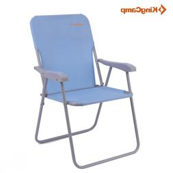 WeJoy Lightweight Portable Folding Beach Chair Blue Camping