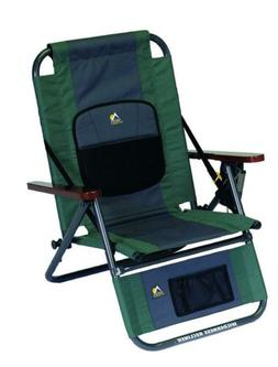 GCI Outdoor Wilderness Recliner Backpack Outdoor Chair, Hunt