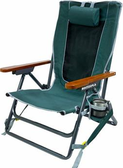 GCI Outdoor Wilderness Reclining Portable Backpack Chair