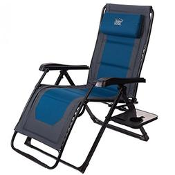 Timber Ridge Zero Gravity Locking Lounge Chair Oversize XL A