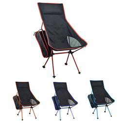 Zero Gravity Portable Folding Chair Outdoor Camping Hiking F